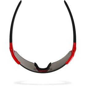 BBB FullView PH Gafas Deportivas, rojo/negro